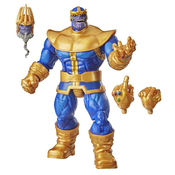 Hasbro Marvel Legends Deluxe Thanos 6-Inch Action Figure