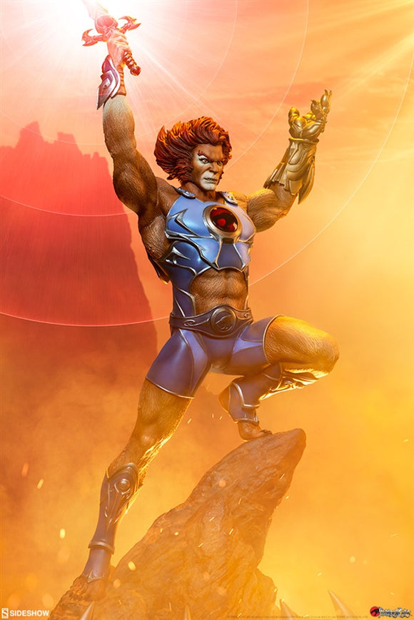 Sideshow ThunderCats Collectibles Lion-O Statue