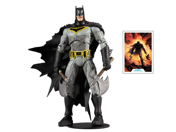 McFarlane Dark Multiverse DC Multiverse Wave 2  Batman (Dark Nights Metal)