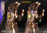 Hot Toys Marvel Avengers Infinity War Thano Infinity Gauntlet Full Size Movie Prop Replica
