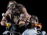 Qmx Harry Potter and Rubeus Hagrid Limited Edition Q-Fig Max