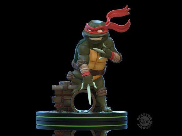 QMx TMNT Teenage Mutant Ninja Turtles Q-Fig Raphael Figure