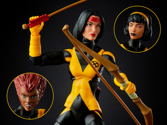 Hasbro Marvel Legends Dani Moonstar Exclusive 6-Inch Action Figure
