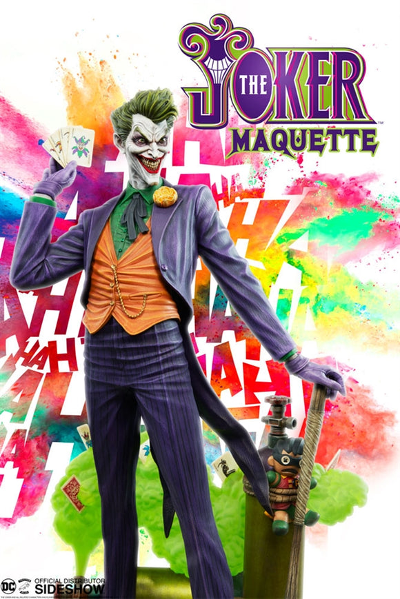 Tweeterhead DC Comics The Joker Maquette Statue