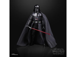 "Hasbro Star Wars 40th Anniversary The Black Series 6"" Wave 36 Darth Vader Figure"