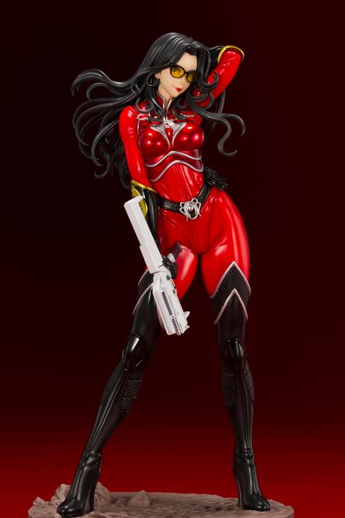 Kotobukiya G.I. Joe Bishoujo Baroness Limited Edition PX Previews Exclusive