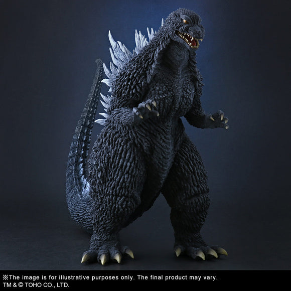 X-Plus Toho Large Kaiju Series - Godzilla 2002 Collectible Figure