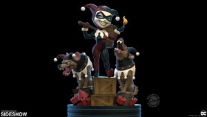 Qmx DC Comics Harley Quinn Q-fig Remastered Figure