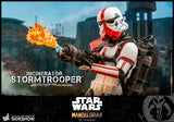 Hot Toys Star Wars The Mandalorian - Television Masterpiece Series Incinerator Stormtrooper 1/6 Scale Collectible Figure
