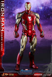 Hot Toys Marvel Comics Avengers Endgame Iron Man Mark LXXXV Diecast 1/6 Scale Collectible Figure