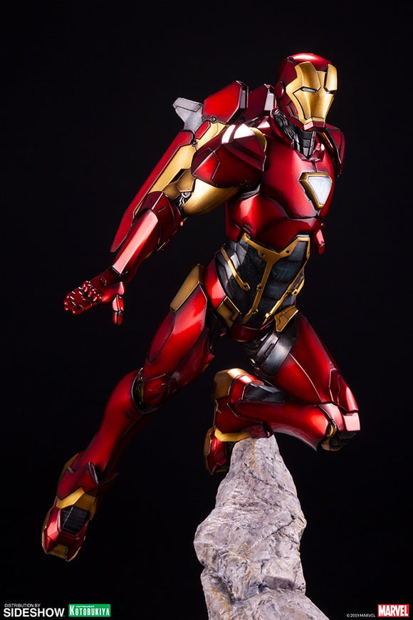 Kotobukiya Marvel ArtFX Premier Iron Man Limited Edition Statue
