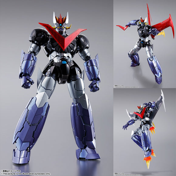 Bandai Mazinger Z: Infinity Metal Build Great Mazinger Diecast Action Figure