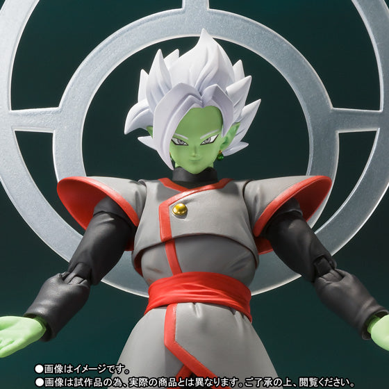 Bandai Tamashii Nations Dragon Ball Super S.H.Figuarts Zamasu (Potara Ver.) Figure