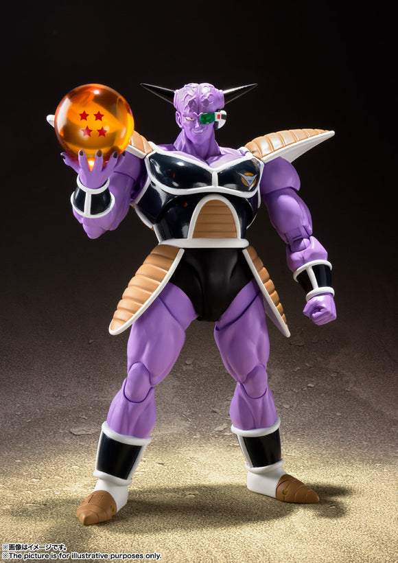 Bandai Tamashii Nations Dragon Ball Z S.H.Figuarts Ginyu Action Figure