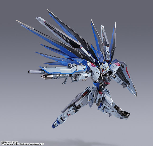 Bandai Gundam Seed Metal Build Freedom Gundam (Concept 2) Action Figure