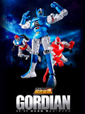Bandai Gordian Warrior Soul of Chogokin GX-95 Gordian Diecast Action Figure
