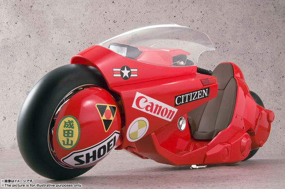 Bandia Akira Project BM! Soul Of Popynica 1/6 Scale Kaneda's Bike (Revival Ver.)