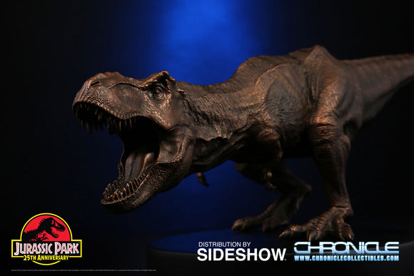 Chronicle Collectibles Jurassic Park Bronze T-Rex Statue