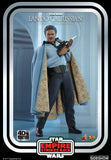 "Hot Toys Star Wars Episode V The Empire Strikes Back Lando Calrissian 1/6 Scale 12"" Collectible Figure"