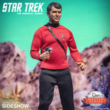 "Quantum Mechanix Star Trek The Original Series Lt Commander Montgomery Scott Scotty 1/6 Scale 12"" Collectible Figure"