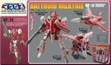 Toynami Macross Saga Retro Transformable Collection VF-1J Milia Valkyrie Variable Fighter 1/100 Scale Figure