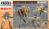 Toynami Macross Saga Retro Transformable Collection VF-1A Standard Valkyrie Variable Fighter 1/100 Scale Figure