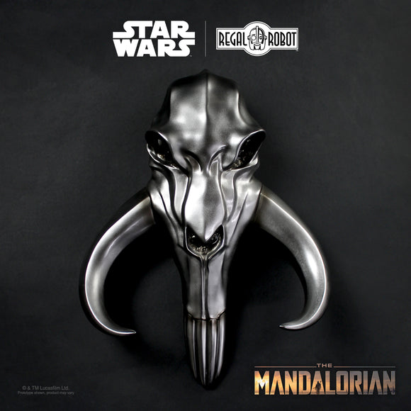 Regal Robot Star Wars The Mandalorian Mythosaur Skull 17.5″ Wall Décor