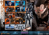 "Hot Toys Marvel Future Fight The Punisher (War Machine Armor) Diecast 1/6 Scale 12"" Figure"