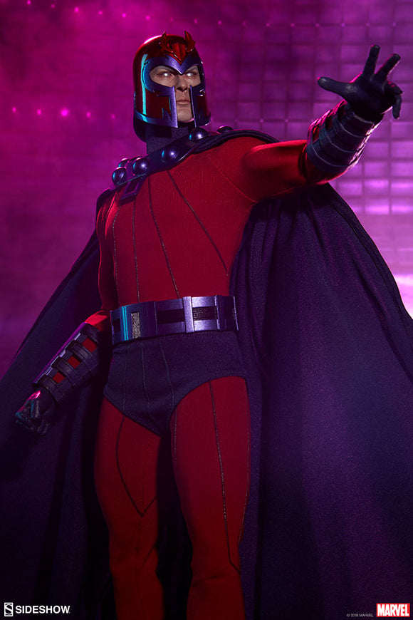 Sideshow Marvel Comics X-Men Magneto 1/6 Scale 12
