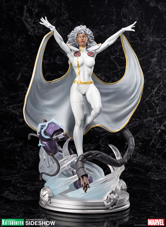 Kotobukiya Marvel Comics X-Men Danger Room Session Storm Statue