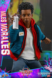 Hot Toys Marvel Comics Spider-Man: Into the Spider-Verse Miles Morales 1/6 Scale Collectible Figure