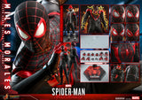 Hot Toys Marvel's Spider-Man Miles Morales Spider-Man (Miles Morales) 1/6 Scale Collectible Figure