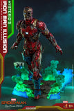 Hot Toys Marvel Comics Spider-Man Far From Home Mysterio's Iron Man Illusion 1/6 Scale Collectible Figure