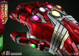 Hot Toys Marvel Comics Avengers Endgame Nano Gauntlet (Hulk Version) Life Size Movie Prop Replica