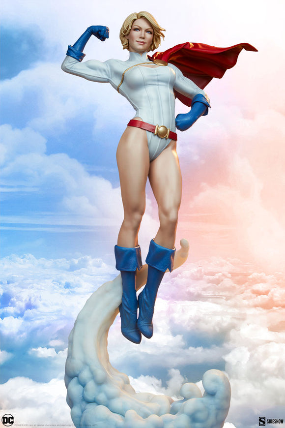 Sideshow DC Comics Power Girl Premium Format Figure Statue
