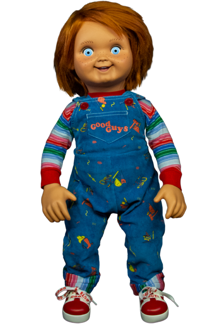 Trick or Treat Studios Child's Play 2 - Good Guys Chucky Full Size Movie Prop Replica Doll