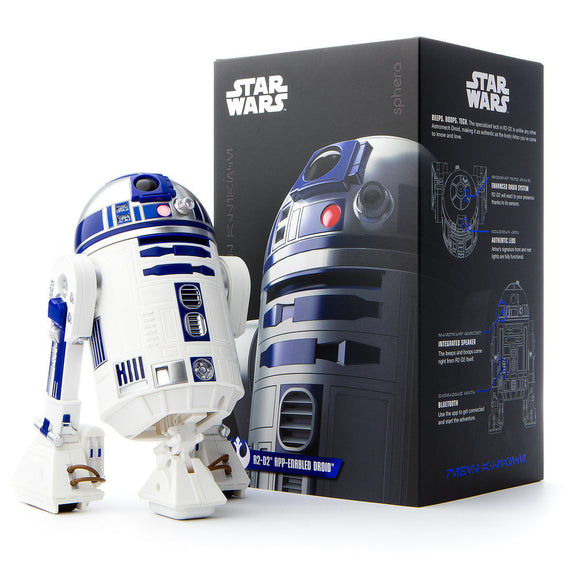 Sphero Star Wars Sphero R2-D2 App-Enabled Remote Droid Figure