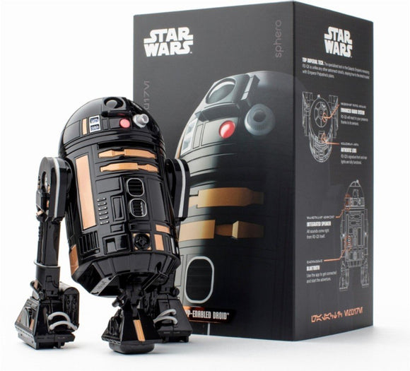 Sphero Star Wars Sphero R2-Q5 App-Enabled Remote Droid Figure