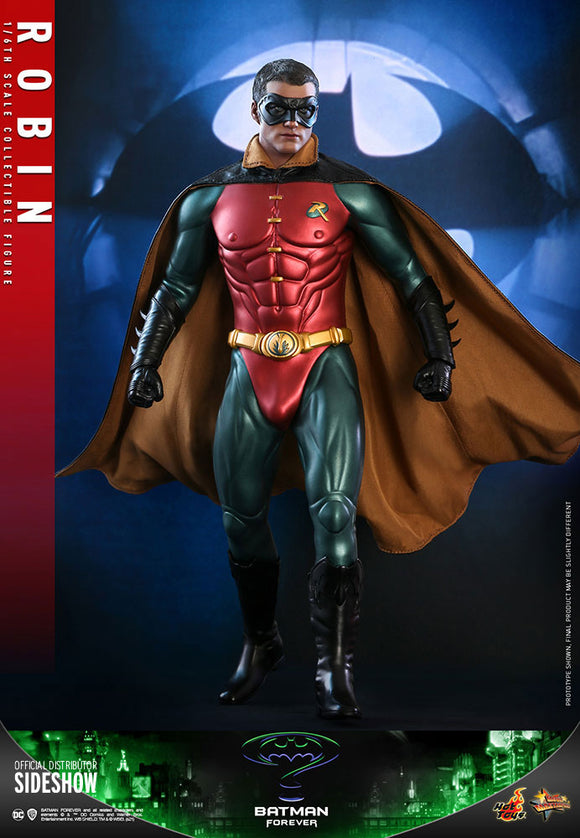 Hot Toys DC Comics Batman Forever Robin 1/6 Scale 12