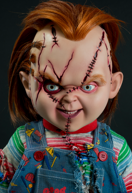 Trick r Treat Studios Child's Play - Seed of Chucky Chucky Full Size Movie Prop Replica Doll