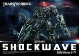 Prime 1 Studio Transformers: Dark of the Moon Shockwave Statue