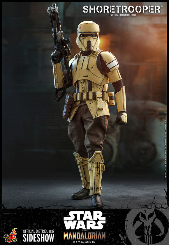 Hot Toys Star Wars The Mandalorian - Television Masterpiece Series Shoretrooper 1/6 Scale 12