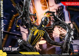 Hot Toys Marvel Spider-Man Game Spider-Man (Anti-Ock Suit) Deluxe 1/6 Scale 12 Action Figure