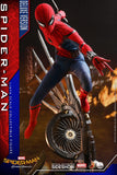 Hot Toys Marvel Spider-Man Homecoming Spider-Man (Deluxe Version) 1/4 Quarter Scale Figure