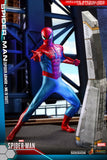 Hot Toys Marvel Spider-Man Game Spider-Man (Spider Armor - MK IV Suit) 1/6 Scale 12 Action Figure