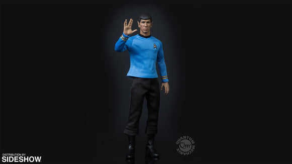 Quantum Mechanix Star Trek The Original Series Spock 1/6 Scale 12
