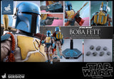 "Hot Toys Star Wars Boba Fett (Animation Version) 1/6 Scale 12"" Figure"