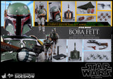Hot Toys Star Wars Episode V: The Empire Strikes Back Boba Fett (Deluxe Version) 1/6 Scale Figure