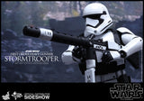 "Hot Toys Star Wars Episode VII The Force Awakens First Order Heavy Gunner Stormtrooper 1/6 Scale 12"" Figure"
