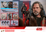 "Hot Toys Star Wars: The Last Jedi Luke Skywalker (Deluxe Version) 1/6 Scale 12"" Figure"